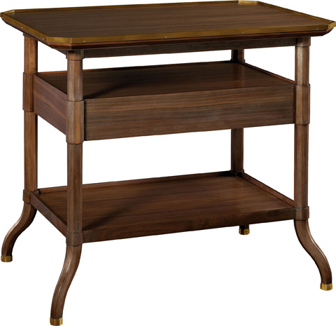 Hickory Chair - Wilton Side Table - 3382-70