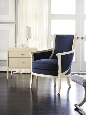 Hickory Chair - Andrew Side Table - 5468-70