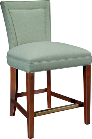 Hickory Chair - Flare Back Barstool - 7652-14