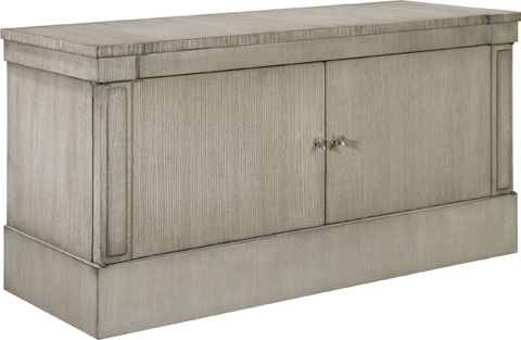 Hickory Chair - Artisan Ash Grand Cabinet with Glass Doors - 146-10/146-10