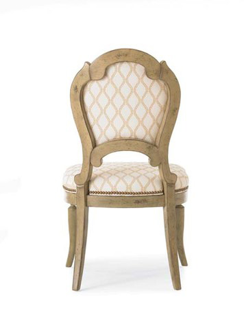 Hickory White - Upholstered Side Chair - 131-66
