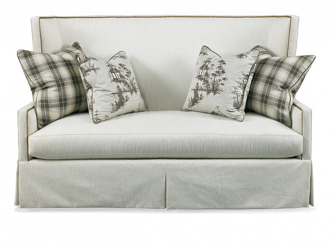 Hickory White - Bench Seat Settee - 4294-05X