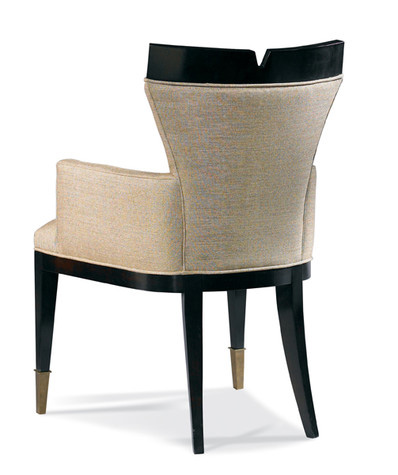 Hickory White - V-Back Arm Chair - 531-65