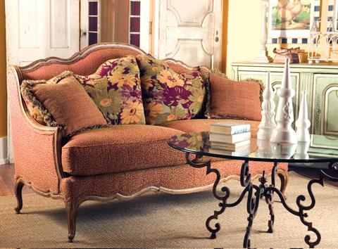 Highland House - Veronique Settee - 3030-72