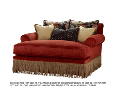 Highland House - Claire Chaise - 986-60
