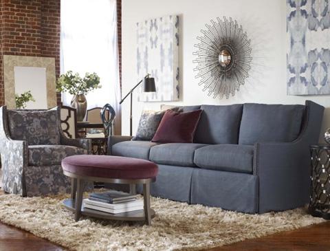Highland House - Mystique Sofa - CA6072-90