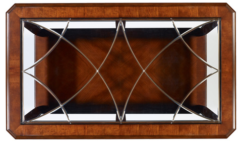 Hooker Furniture - Brookhaven Rectangle Cocktail Table - 281-80-110