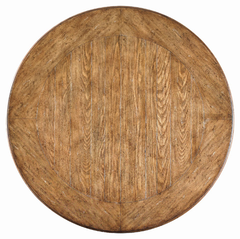 Hooker Furniture - Sanctuary Round Cocktail Table- Dune/Beach - 3002-80111