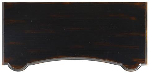 Hooker Furniture - Black Three Drawer Chest - 5158-85001