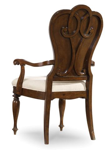 Hooker Furniture - Leesburg Upholstered Arm Chair - 5381-75400