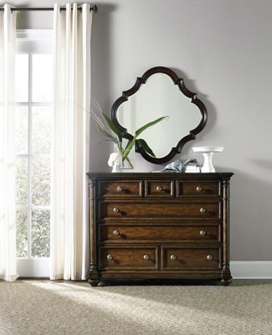 Hooker Furniture - Leesburg Seven Drawer Bureau - 5381-90011