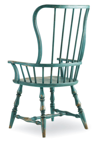 Hooker Furniture - Sanctuary Brighton Spindle Arm Chair - 5405-75300