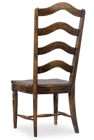 Hooker Furniture - Willow Bend Ladderback Side Chair - 5343-75310
