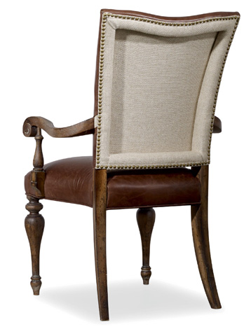 Hooker Furniture - Willow Bend Upholstered Arm Chair - 5343-75500
