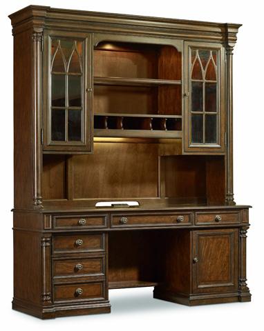 Hooker Furniture - Leesburg Computer Credenza - 5381-10464