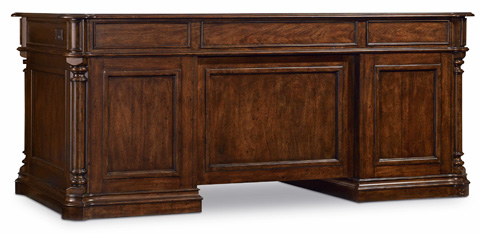 Hooker Furniture - Leesburg Executive Desk - 5381-10562