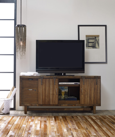 Hooker Furniture - Studio 7H Glide Entertainment Center - 5388-55464