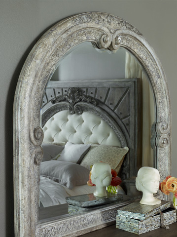 Hooker Furniture - True Vintage Arched Mirror - 5701-90004