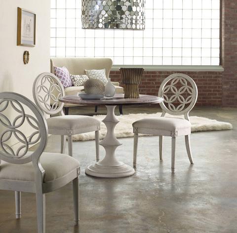 Hooker Furniture - Brynlee Side Chair - 638-75006