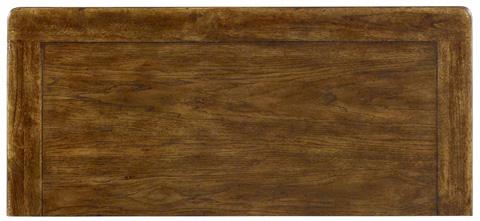 Hooker Furniture - Archivist Scroll Leg Consulate Table - 5447-85006
