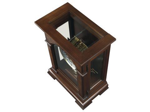Howard Miller Clock Co. - Emporia Table Clock - 630-266