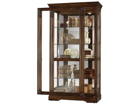 Howard Miller Clock Co. - Andreus Display Cabinet - 680-479