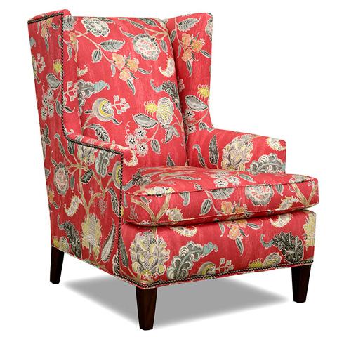 Huntington House - Wingback Chair - 7406-50