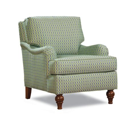 Huntington House - Upholstered Arm Chair - 2031-50