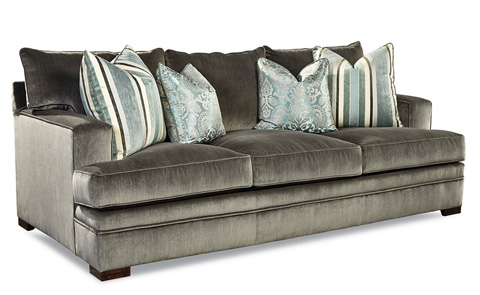 Huntington House - Three Cushion Sofa - 7100-80T
