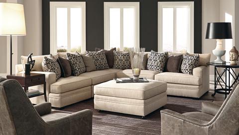 Huntington House - Swivel Chair - 7724-56