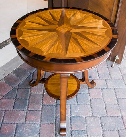 Hurtado - Occasional Table - 203202