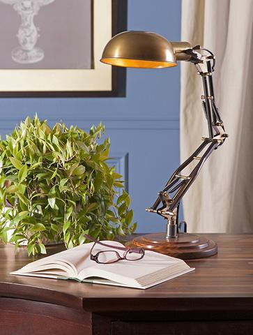 IMAX Worldwide Home - Beth Kushnick Desk Lamp - 81401