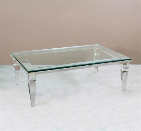 Interlude Home - Savannah Rectangular Cocktail Table - 118026