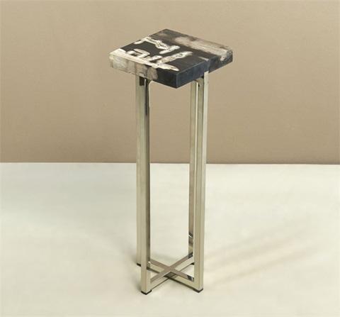 Interlude Home - Argo Square Drink Table - 155040