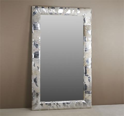 Interlude Home - Aldo Metallic Hide Mirror - 325031