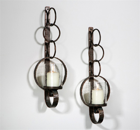 Interlude Home - Vega Sconces - 525057