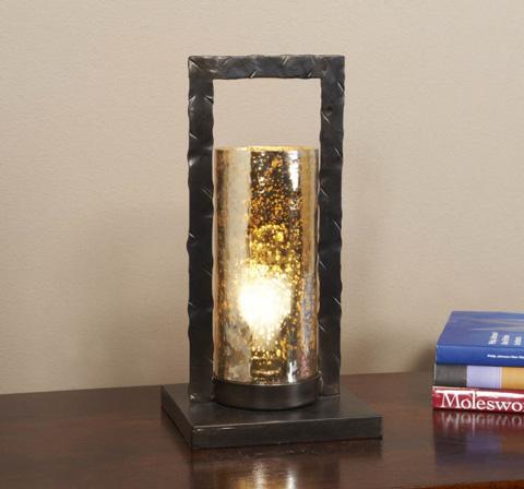 Interlude Home - Tomar Electrified Lantern - 548099