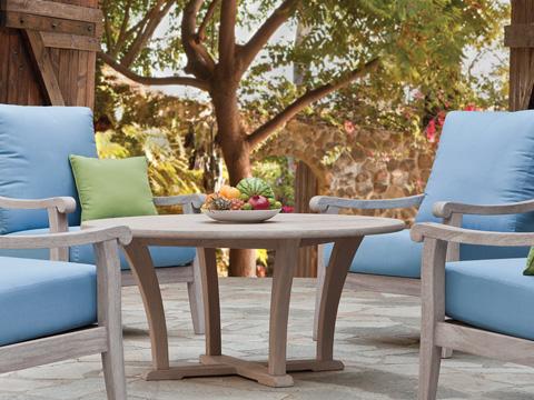 Jensen Leisure Furniture - Argento Chat Table - 2506