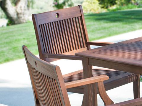 Jensen Leisure Furniture - Opal Dining Chair - 6286