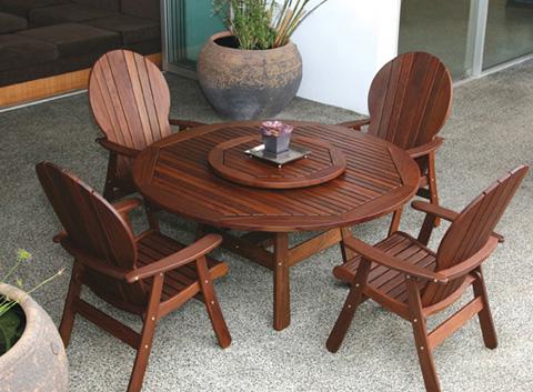Jensen Leisure Furniture - Round Lazy Susan - 6498