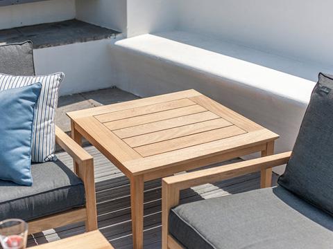 Jensen Leisure Furniture - Tivoli Side Table - 125