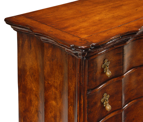 Jonathan Charles - Dutch Style Large Chest Seven Drawers - 492847
