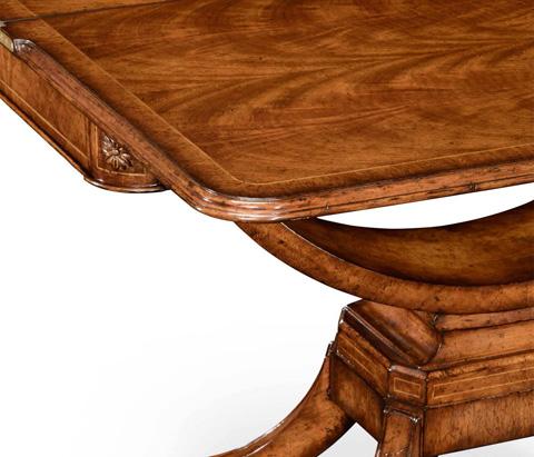 Jonathan Charles - Biedermeier Style Card Table - 494475
