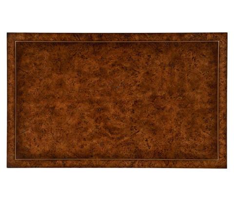 Jonathan Charles - Hammered Iron Coffee Table - 494509