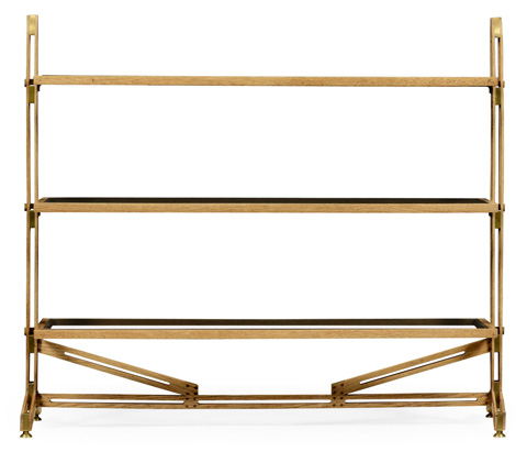 Jonathan Charles - Three Tier Architectural Etagere - 495102