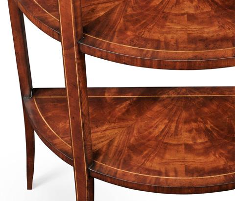 Jonathan Charles - Biedermeier Style Five-Tier Etagere - 494017