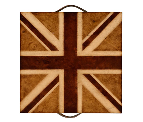 Jonathan Charles - Union Jack Square Box - 494422