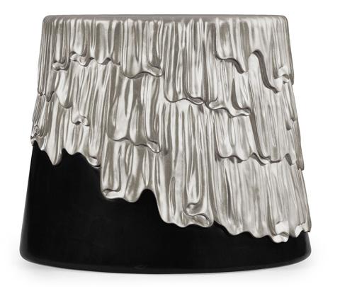 Jonathan Charles - Silver Coffee Table - 495369-SIL