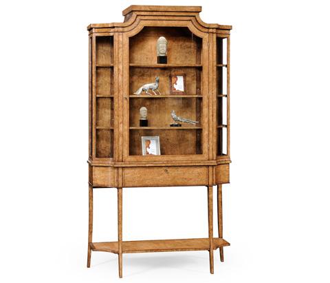 Jonathan Charles - Biedermeier Style Display Cabinet - 494216