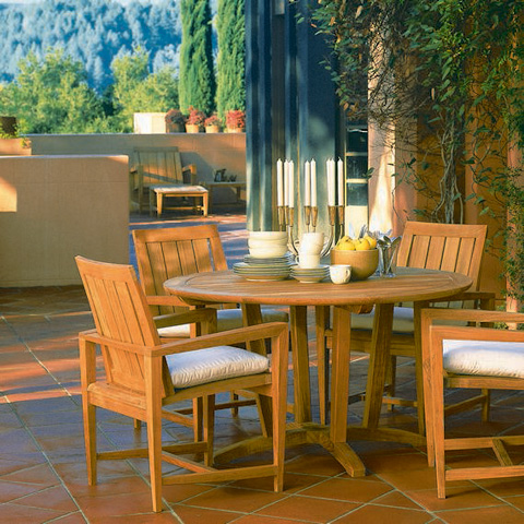Kingsley-Bate - Amalfi Dining Chair - AM15